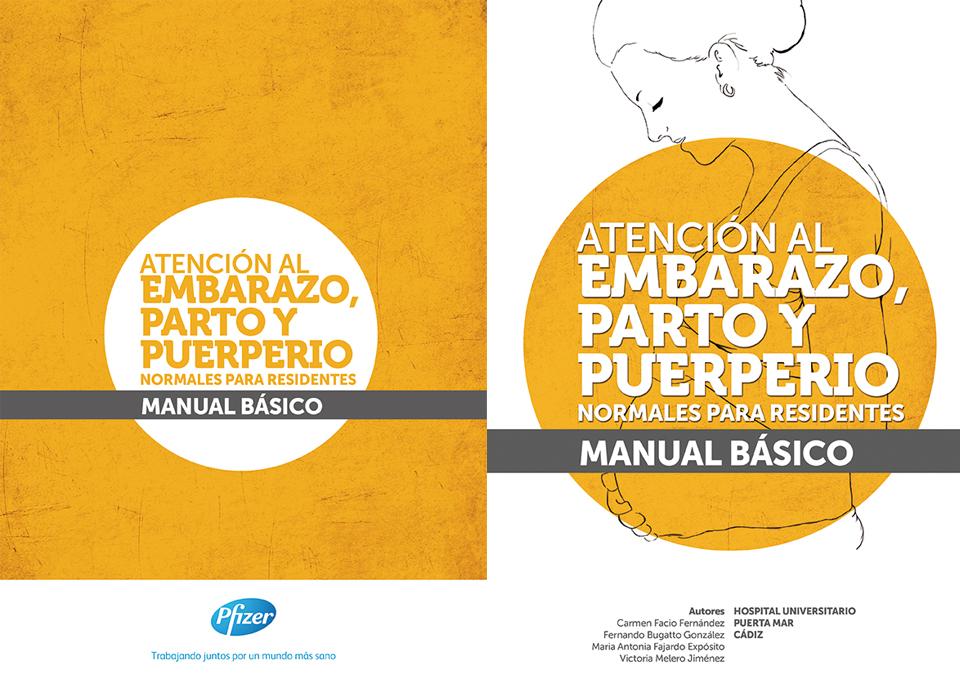 Diseño de manual e ilustraciones