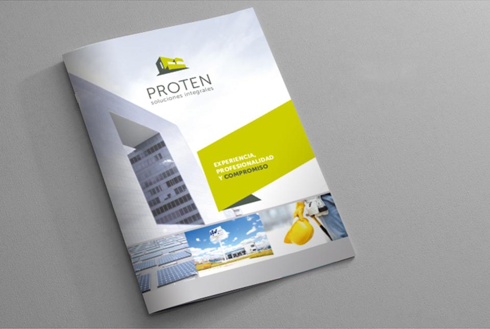 Diseño dossier